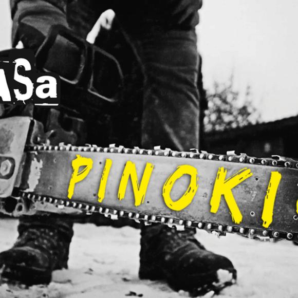 """Premiera teledysku do utworu """"Pinokio"""""""